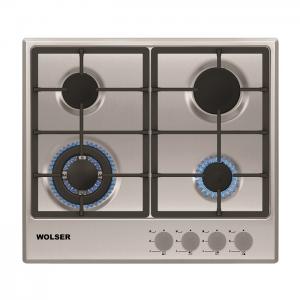 Plita WOLSER WL-TR6400CE Incorporabila Gaz