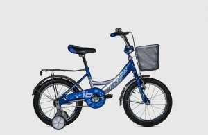 Bicicleta FULGER ROCKET 16