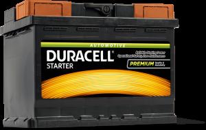 Acumulator DURACELL STARTER 12V DS 62