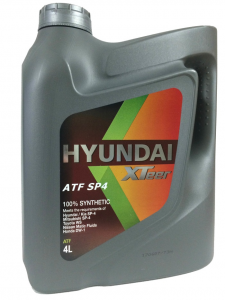 Ulei motor HYUNDAI XTEER  ATF SP-4 4000 ml