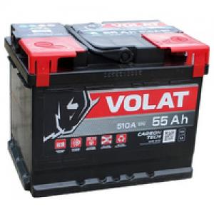 Acumulator VOLAT 6CT 55 AH R+
