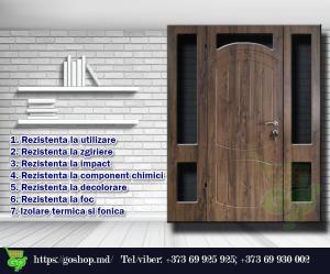 Usi metalice   (LA COMANDA) Designe Individual