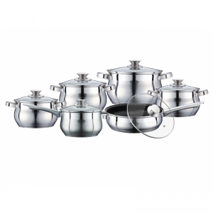 Cratita PETERHOF PH-15774 (SET) inox 6 buc