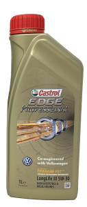 Ulei motor CASTROL EDGE PROFESSIONAL LL VW 5W30 1000 ml