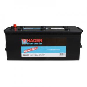 Acumulator HAGEN 68022 HEAVY DUTY EUR