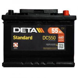 Acumulator DETA DC550 STANDARD EUR