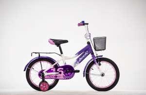 Bicicleta FULGER RACE KID 16