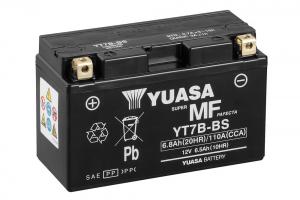 Acumulator YUASA MF VRLA YT7B-BS