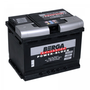 Acumulator BERGA POWER-BLOCK PB 63