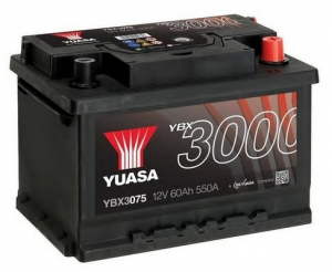 Acumulator YUASA 3000 YBX3075