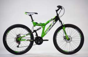 Bicicleta MARSHAL WARRIOR 26