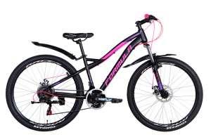 Велосипед FORMULA ELECTRA DD 2021 26