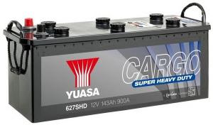 Acumulator YUASA CARGO SHD 627SHD