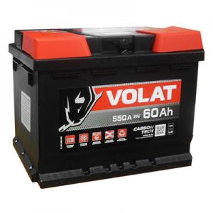 Acumulator VOLAT 6CT 60 AH R+