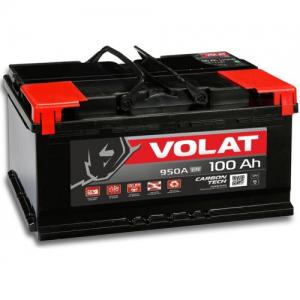 Acumulator VOLAT 6CT 100 AH R+