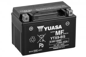 Acumulator YUASA MF VRLA YTX9-BS