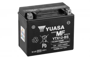 Acumulator YUASA MF VRLA YTX12-BS