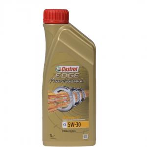 Ulei motor CASTROL EDGE PROFESSIONAL C1 5W30 1000 ml