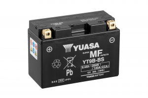 Acumulator YUASA MF VRLA YT9B-BS