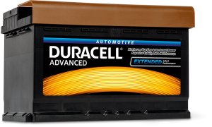 Acumulator DURACELL ADVANCED 12V DA 74