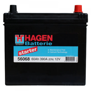 Acumulator HAGEN 56068 STARTER JAP-USA