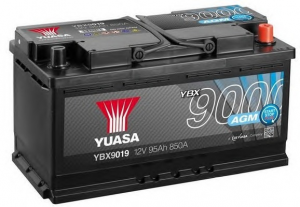 Acumulator YUASA 9000 AGM YBX9019