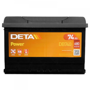 Acumulator DETA DB740 POWER EUR