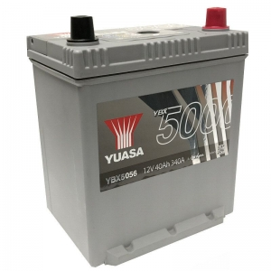 Acumulator YUASA SILVER 5000 HP YBX5056
