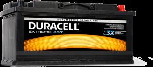 Acumulator DURACELL EXTREME 12V DE 105AGM