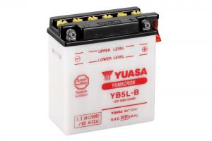Acumulator YUASA YUMICRON YB5L-B