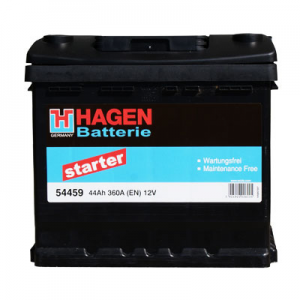 Acumulator HAGEN 54459 STARTER EUR