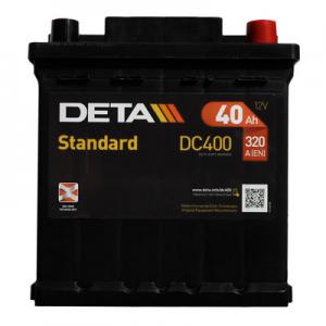 Acumulator DETA DC400 STANDARD EUR