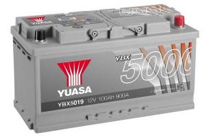 Acumulator YUASA SILVER 5000 HP YBX5019