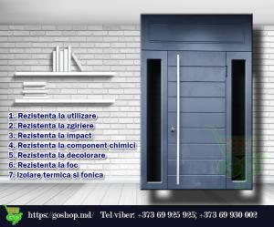 Usi metalice  MODEL 56 (LA COMANDA) Designe Individual