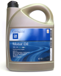 Ulei motor GENERAL MOTORS DEXOS2 5W30 5000 ml