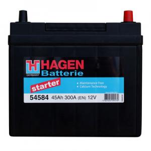 Acumulator HAGEN 54584 STARTER JAP-USA