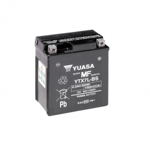 Acumulator YUASA MF VRLA YTX7L-BS