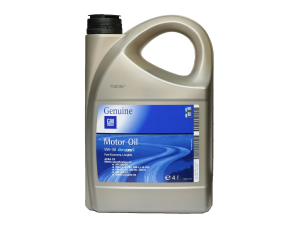 Ulei motor GENERAL MOTORS DEXOS2 5W30 4000 ml