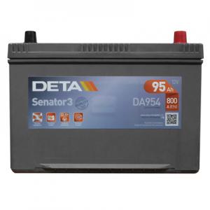 Acumulator DETA DA954 SENATOR JAP-USA