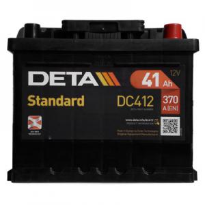 Acumulator DETA DC412 STANDARD EUR