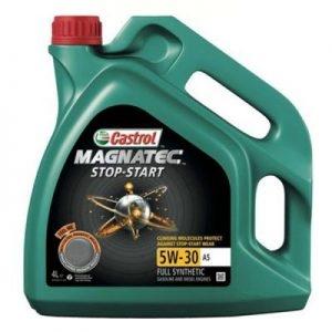 Ulei motor CASTROL MAGNATEC STOP-START  A5 5W30 4000 ml