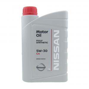 Ulei motor NISSAN  5W30 C4 (DPF) 1000 ml