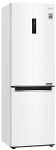 FRIGIDER LG GA-B459MQS cu congelator A++
