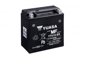 Acumulator YUASA MF VRLA YTX16-BS