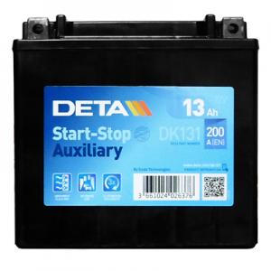Acumulator DETA DK131 START&STOP AUXILIARY