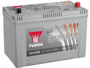 Acumulator YUASA SILVER 5000 HP YBX5335