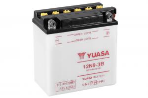 Acumulator YUASA CON 12N9-3B