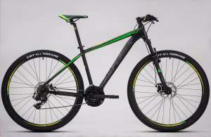 Bicicleta FULGER SATURN 29