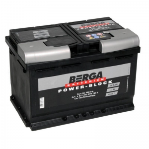 Acumulator BERGA POWER-BLOCK PB 77