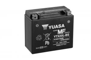 Acumulator YUASA MF VRLA YTX20L-BS